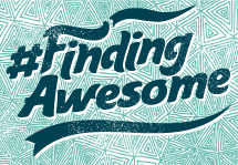 #FindingAwesome contest information