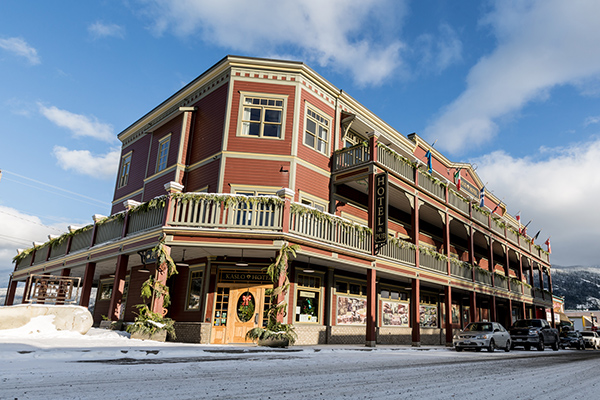The Kaslo Hotel