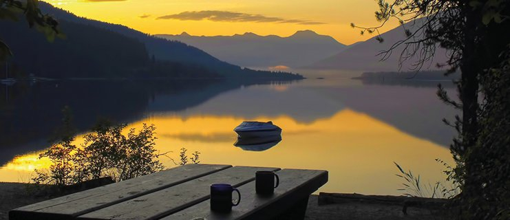 Campgrounds and RV parks in Nelson and area | Nelson Kootenay Lake