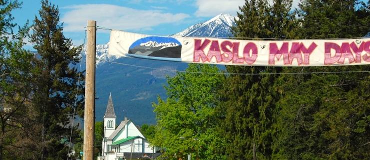 Kaslo May Days