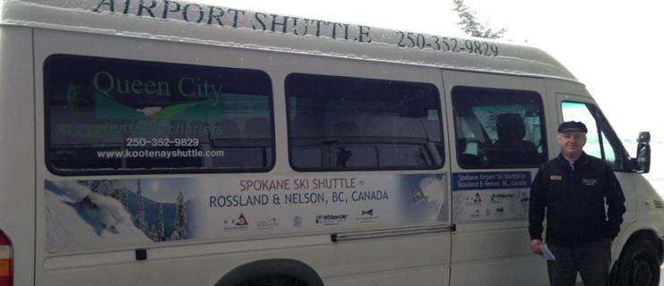 Queen City Shuttle First Cl