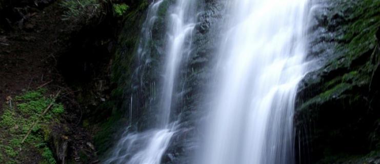 Waterfall Kaslo BC