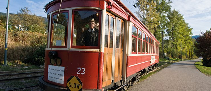 Nelson S Streetcar 23 Kootenay Lake Heritage Alive Amp Well