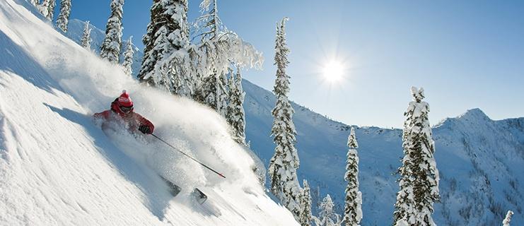Whitewater Ski Resort Downhill Skiing Near Nelson Bc