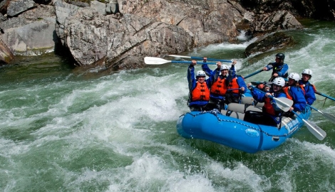 Nelson Whitewater Rafting Co