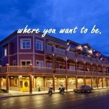 Kaslo Hotel, BC