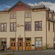 Langham Cultural Centre in Kaslo BC