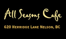 all seasons cafe nelson