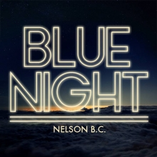 Blue Night Nelson