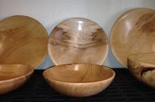 Gary Wooden Bowls