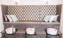 Aura Spa and Salon in the Hume Hotel