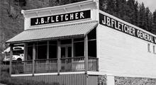 J.B. Fletcher Store