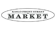 Kaslo Front Street Market