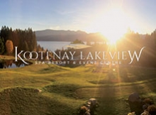 Kootenay Lakeview Spa Resport & Event Centre