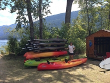 Kokanee Creek Paddle Sports