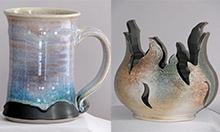 Pottery by Bruce