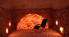 Himalaya Salt Cave in Nelson, BC