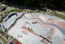 Nelson BC Skatepark. Photo: Supra Distribution