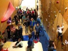 The Cube, Nelson Climbing Centre
