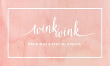Wink Wink Weddings & Special Events