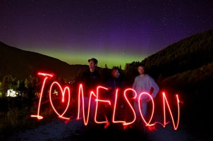 Aurora Borealis Nelson