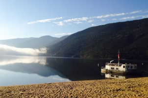 Paddle Kootenay Lake